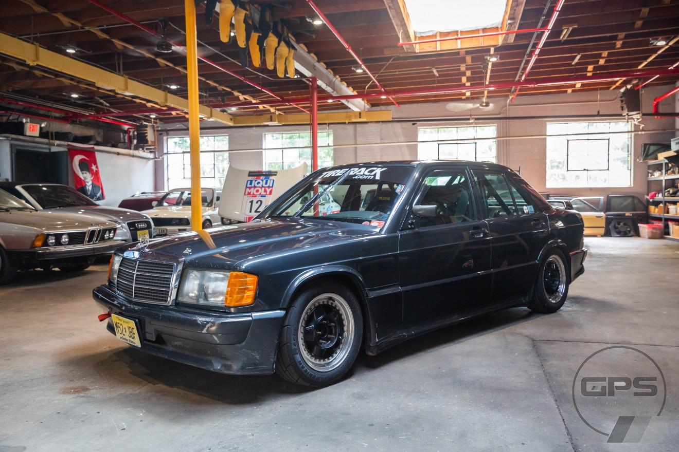 190e 16v Mercedes Benz Street Legal - Track Car HAMMERZEIT